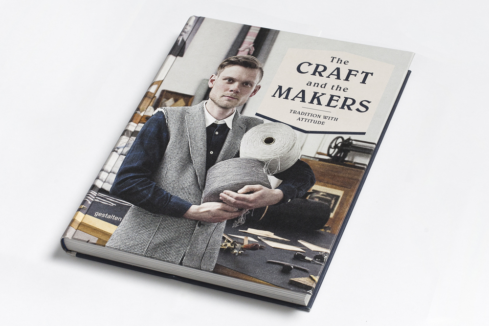 The Craft and the Makers , published by Gestalten