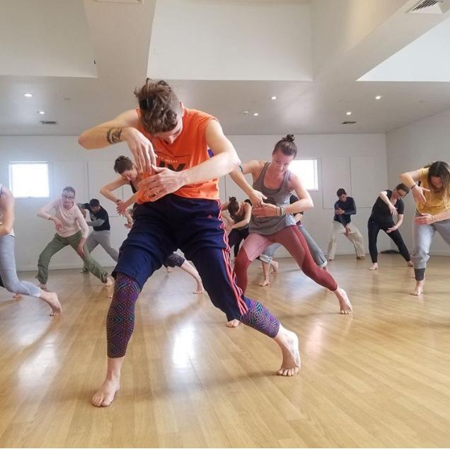 photo care of  Dance Initiative