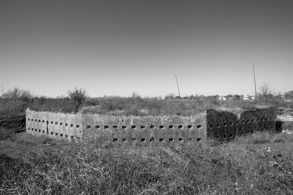 Terreplein & Citadel