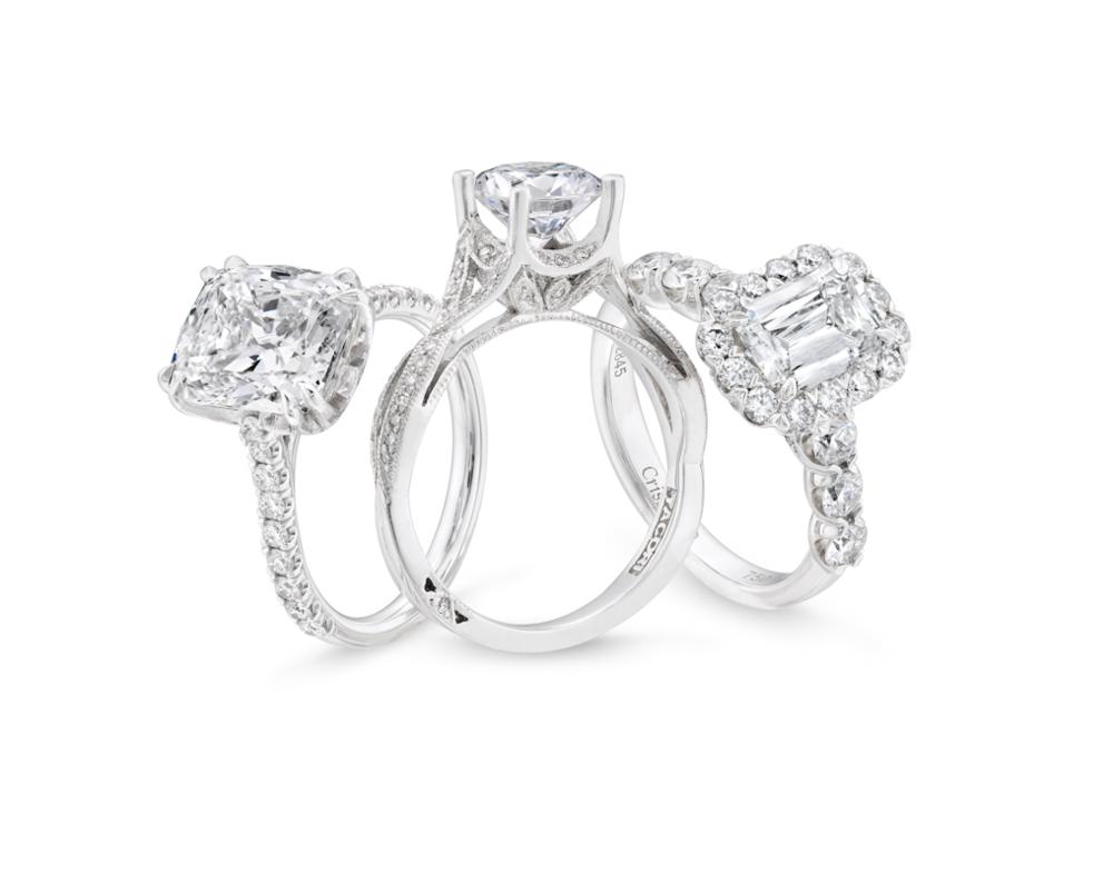 Engagement & Fashion Rings