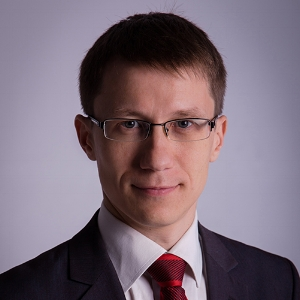 Oleksii Konashevych  - PHD Fellow of LAST-JD
