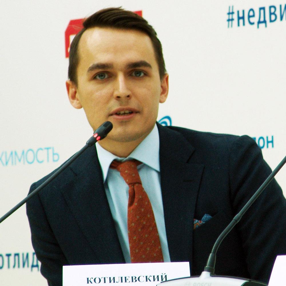 Kirill Kotilevskiy - CEO of Squarex