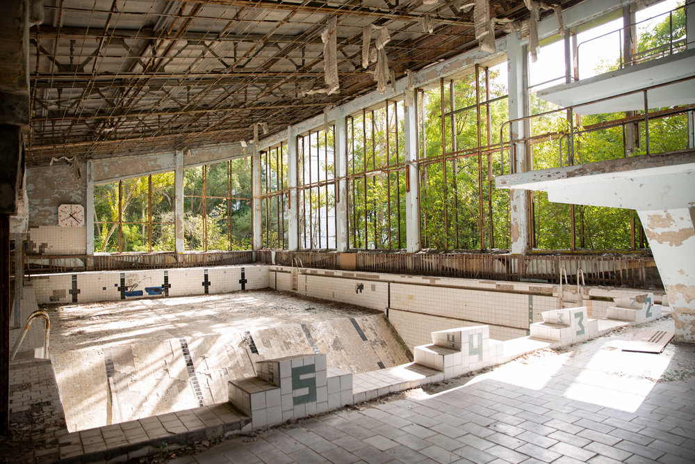 PRIPYAT, CHERNOBYL - Images from my two trips to Pripyat, Chernobyl.