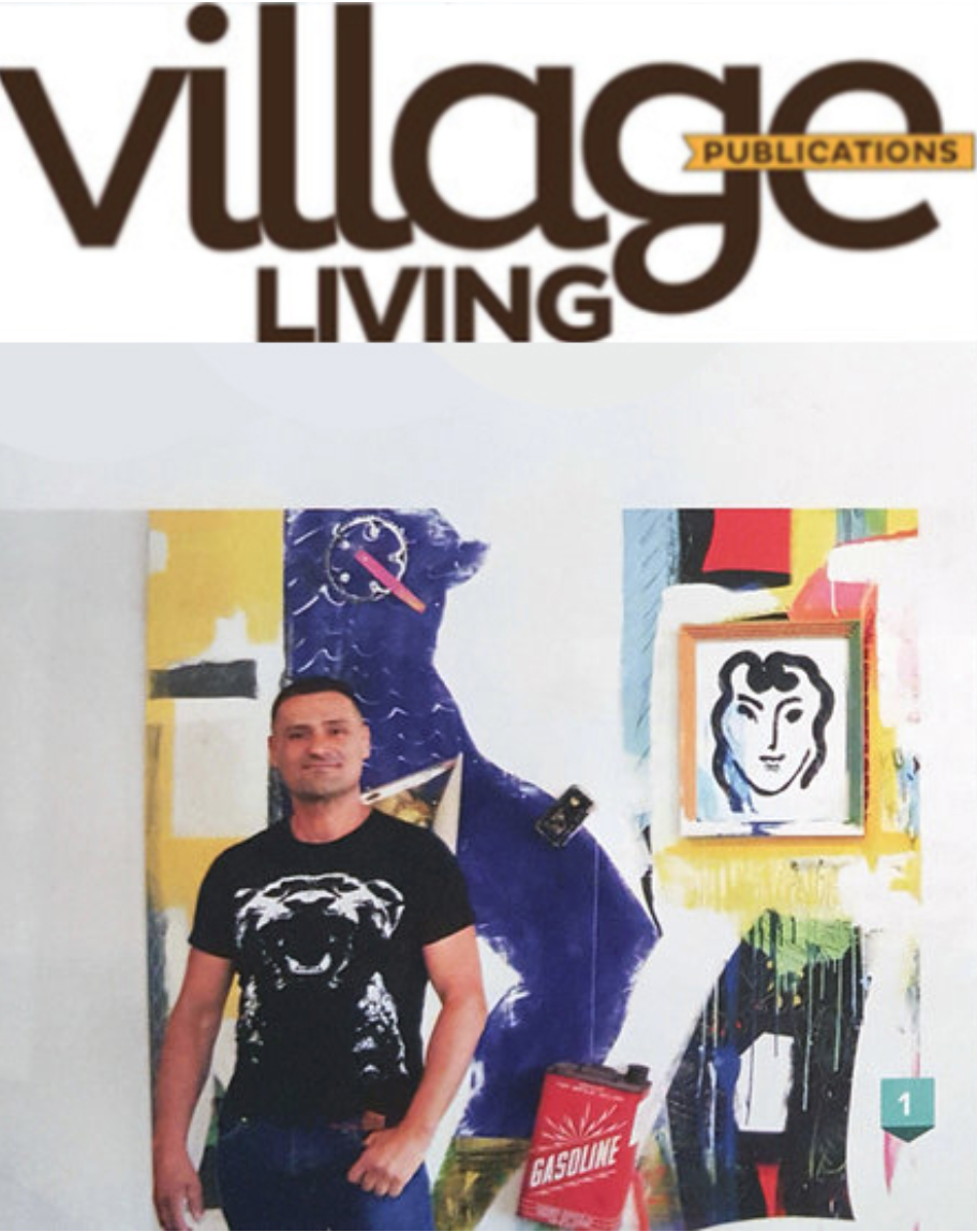 Village Living Magazine - August 2016