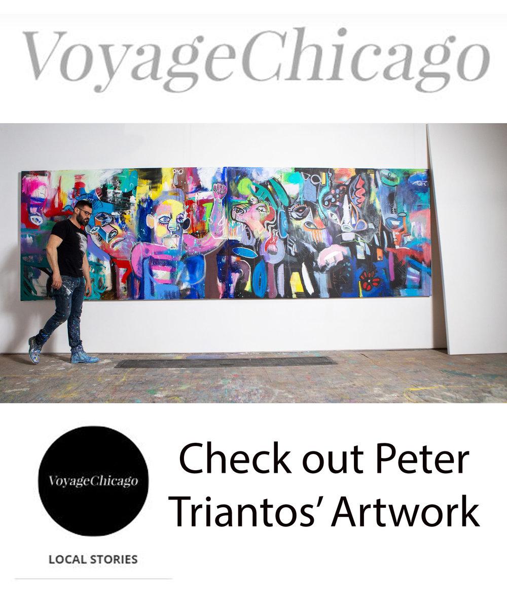 Voyage Chicago Magazine - May 2018