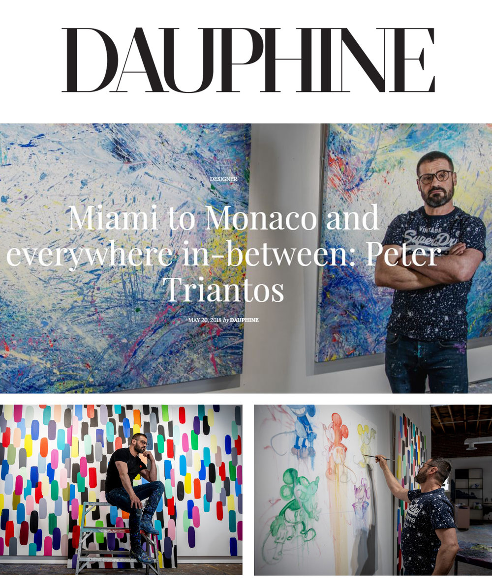Dauphine Magazine - May 2018