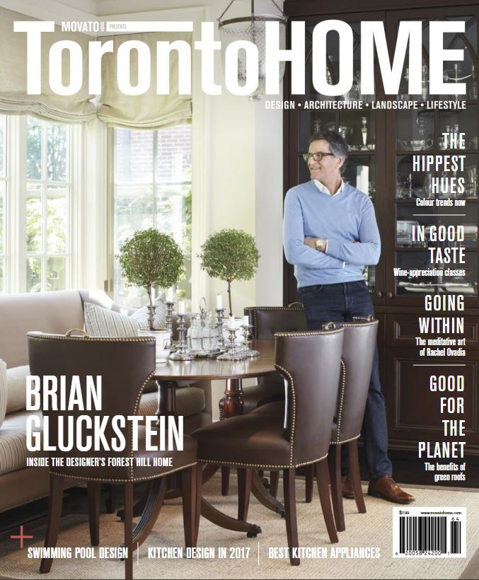 Toronto Home Magazine - Trends 2016
