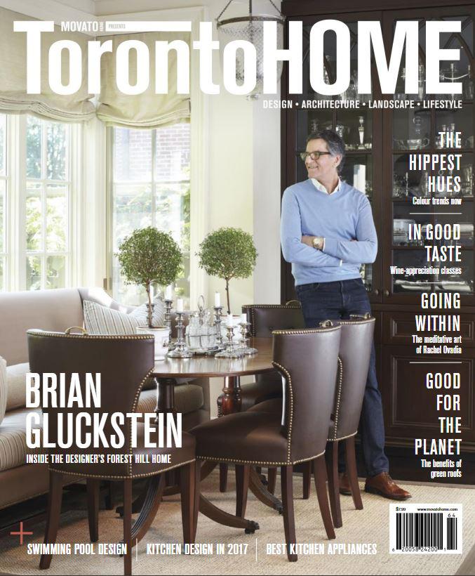 Toronto Home Magazine - Trends 2016