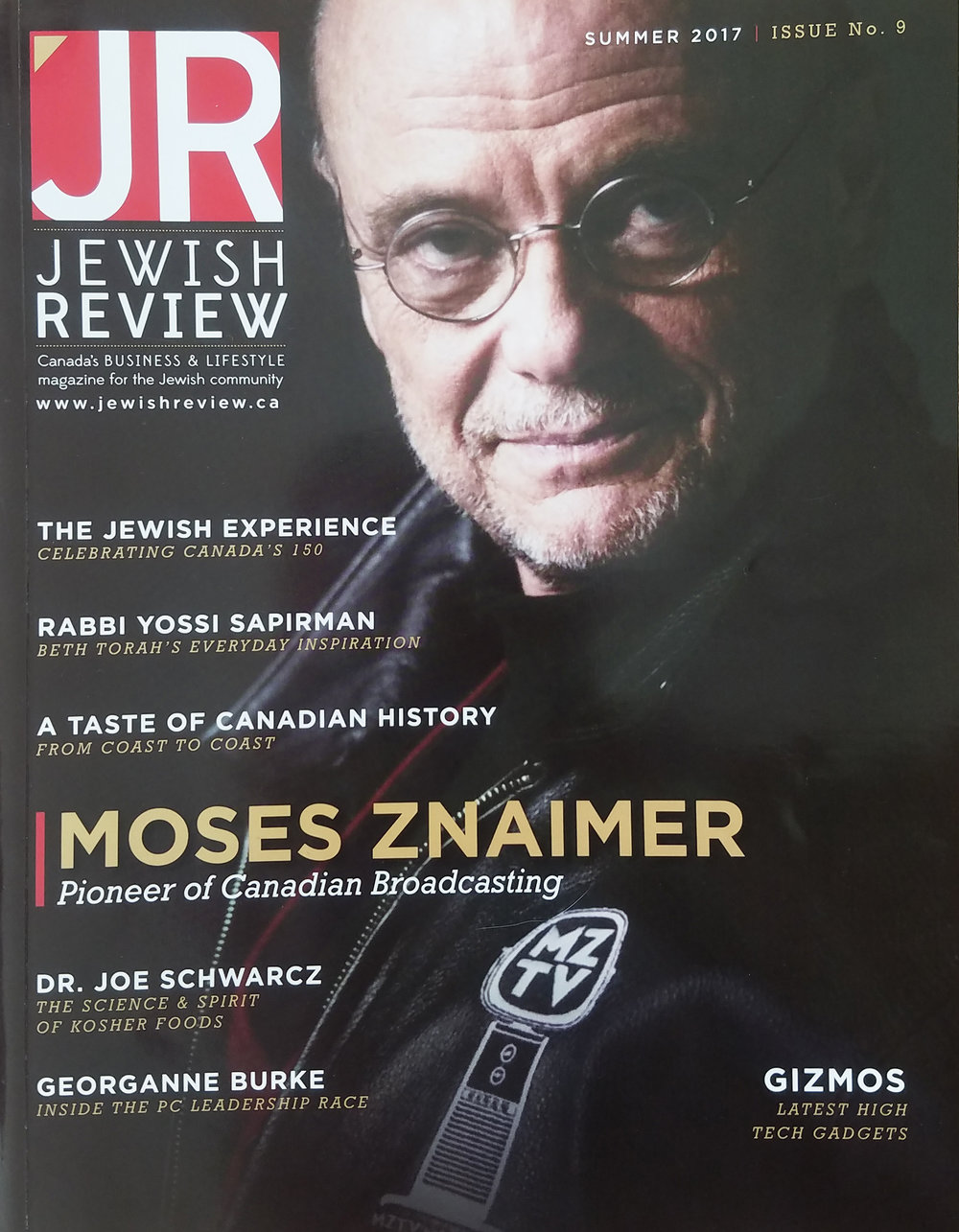 Jewish  Review - Summer 2017