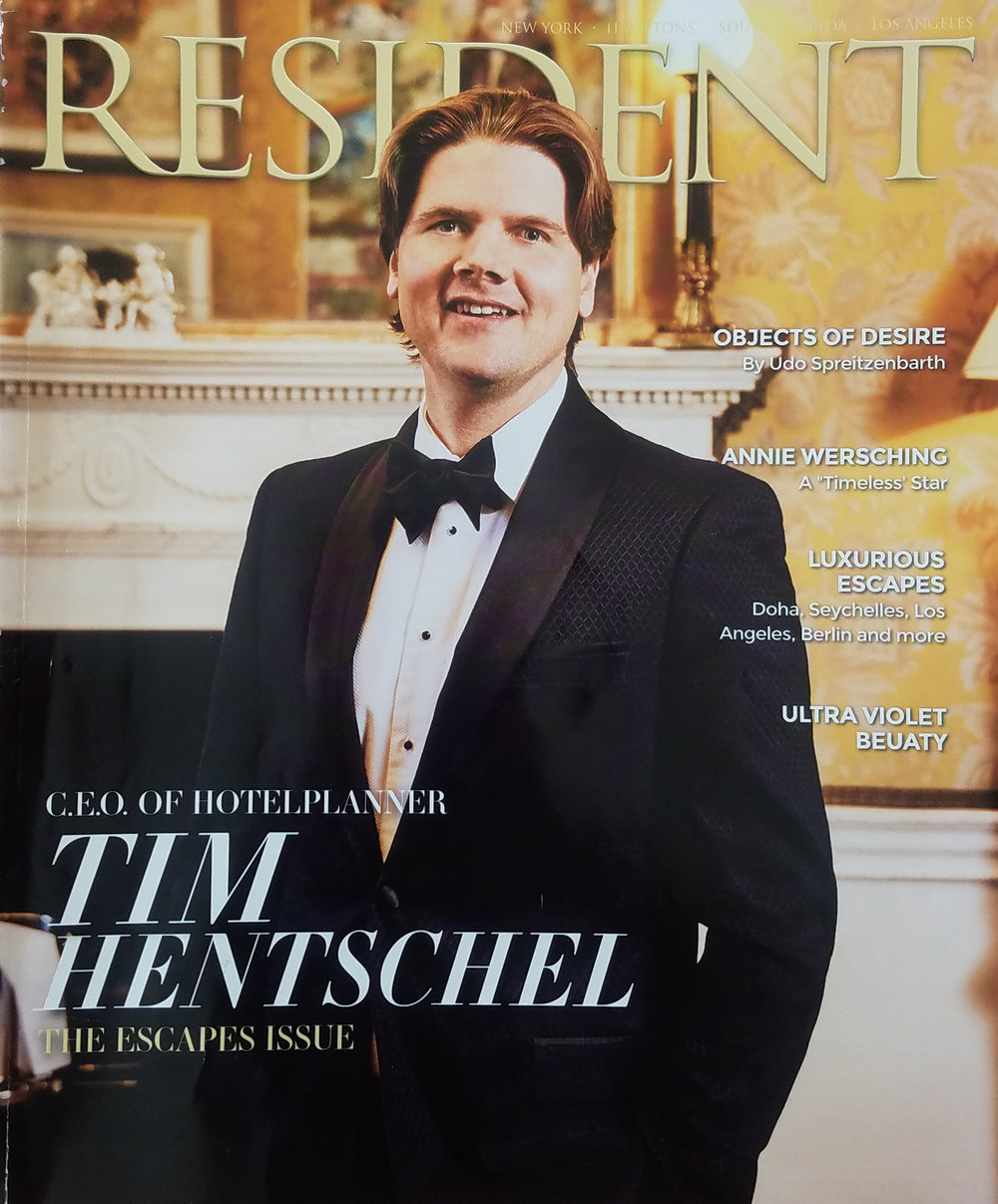 Resident Magazine - Feb 2018