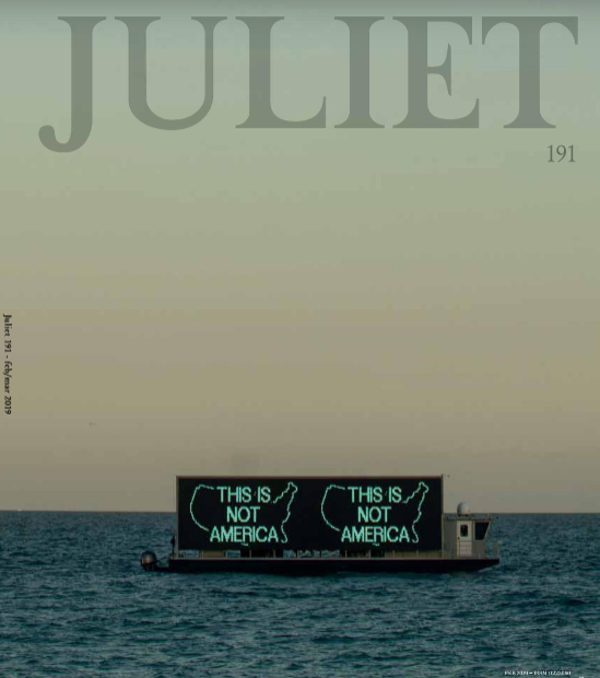 Juliet Magazine 2019 January