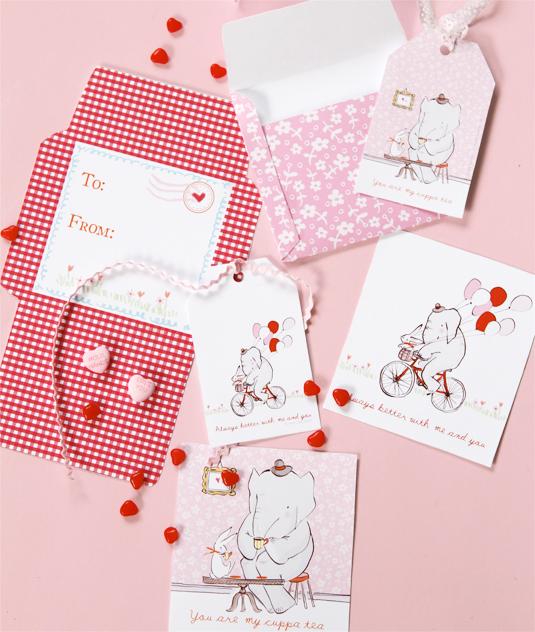 valentines pink web