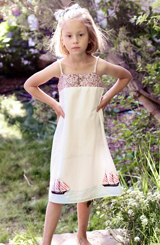 addie figgy dress small