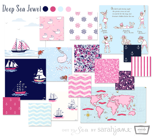 deep sea jewel collection web