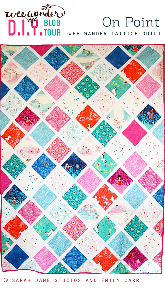 twin quilt web
