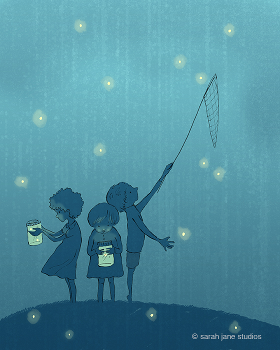 catching fireflies.shop