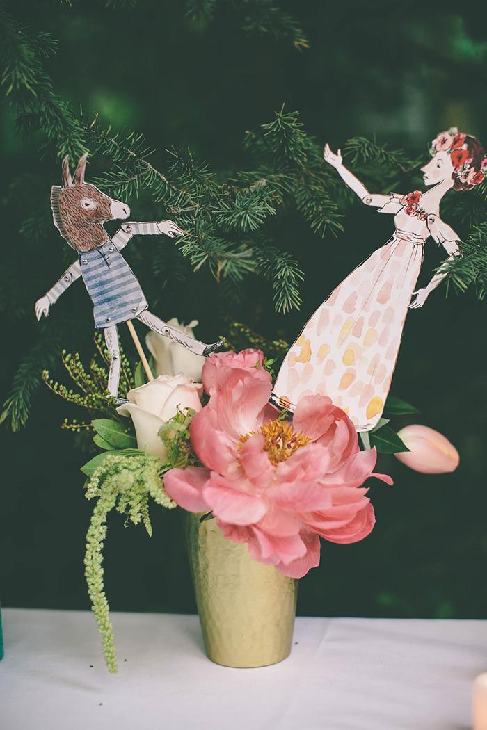 midsummer puppets