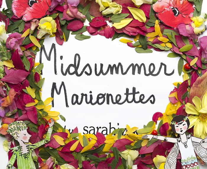 midsummer paper puppets1