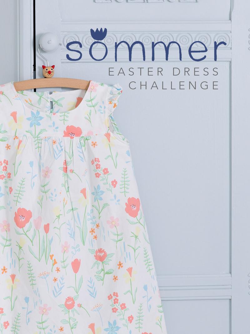 Sommer Easter Dress Challenge