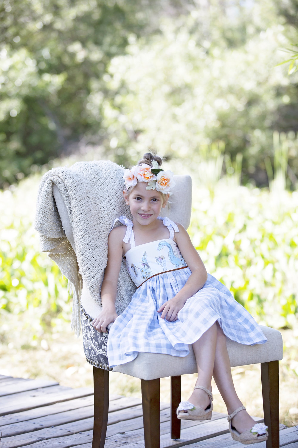 magic blog tour 2 violette field dresses by my sweet sunshine alexis at my sweet sunshine is one of the pattern designers for violet field threads and she did such an exquisite job on this