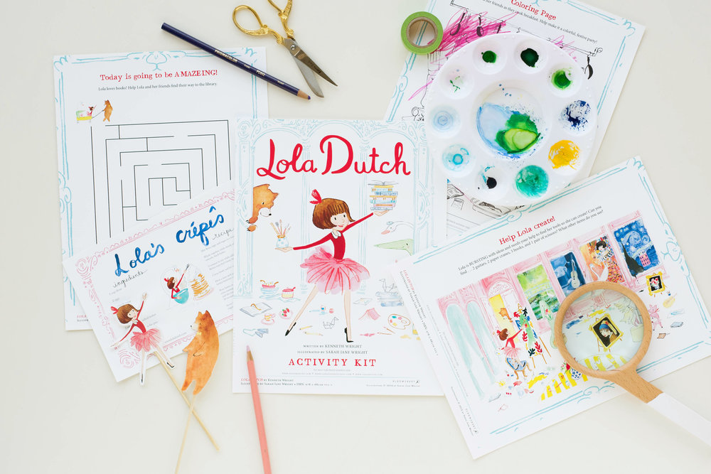 lola dutch creativity kit