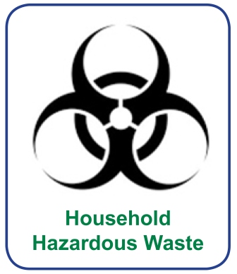 Hand in your household hazardous waste -- see Events Page.