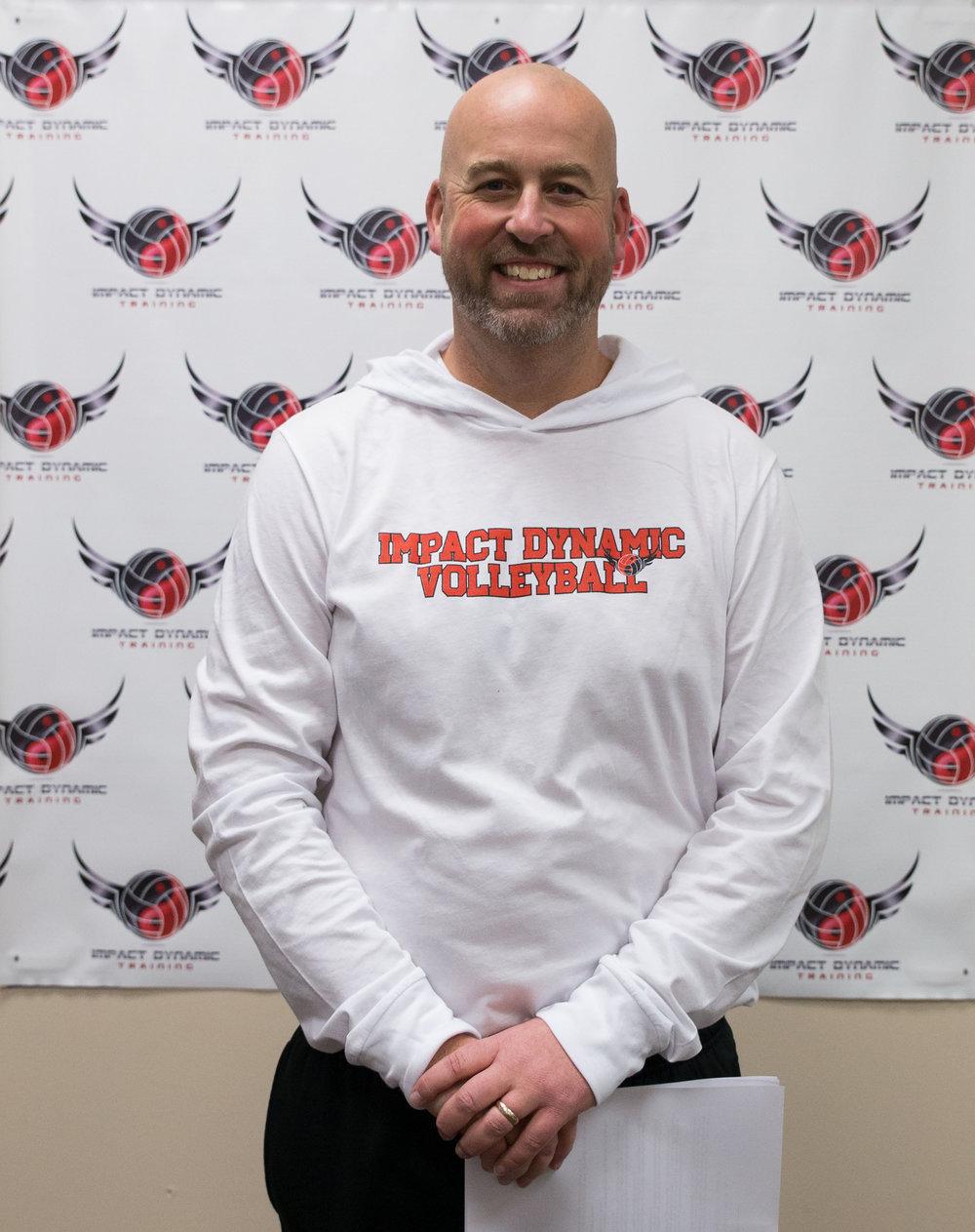 Coach Jason Palmitier