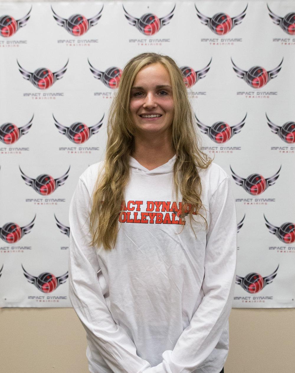 Coach Ellie VanLaar