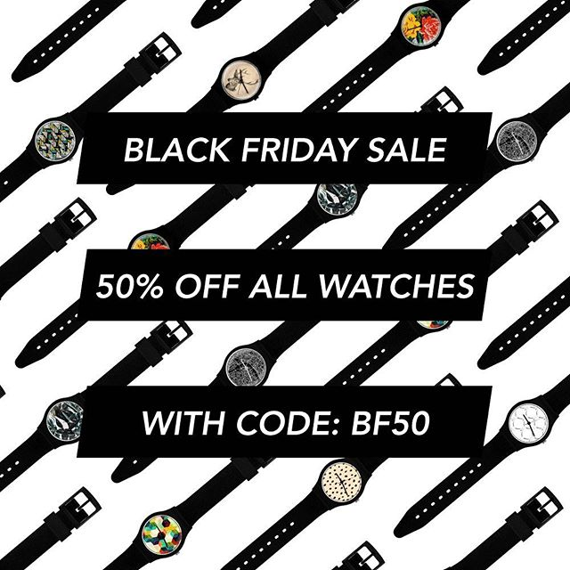 Black Friday Sale! 50% off May28th and custom watches with promo code BF50 only at may28th.me. Hurry up! The sale ends on November 30. Shop link in bio. #may28thwatch #blackfriday #sale #watch