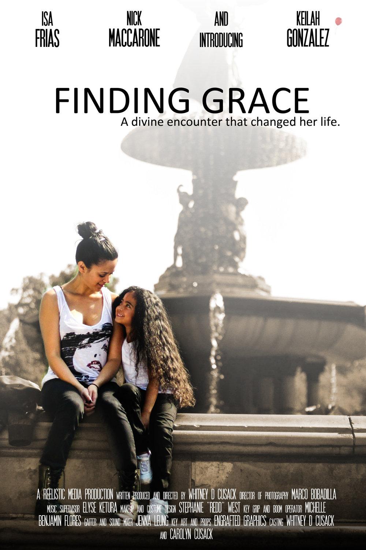 Finding Grace (2014 - Short) WRITER, DIRECTOR