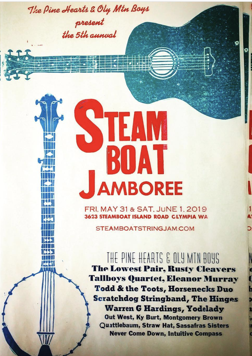 Click here to learn more about The Steamboat Island Stringband Jamboree!