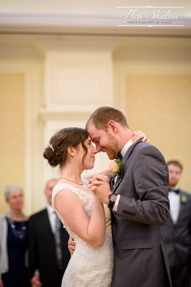 First Dance at Hilton Garden Inn