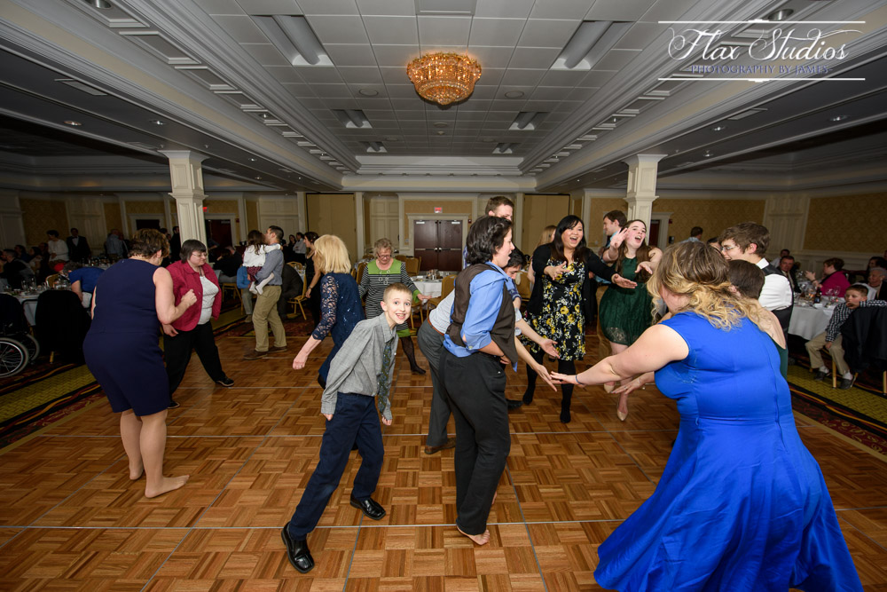 Hilton Garden Inn Dance Floor