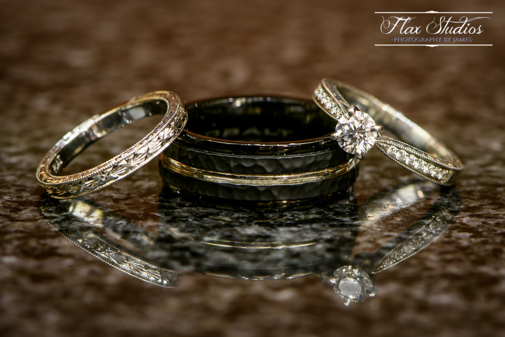 Maine Wedding Ring Photo Details