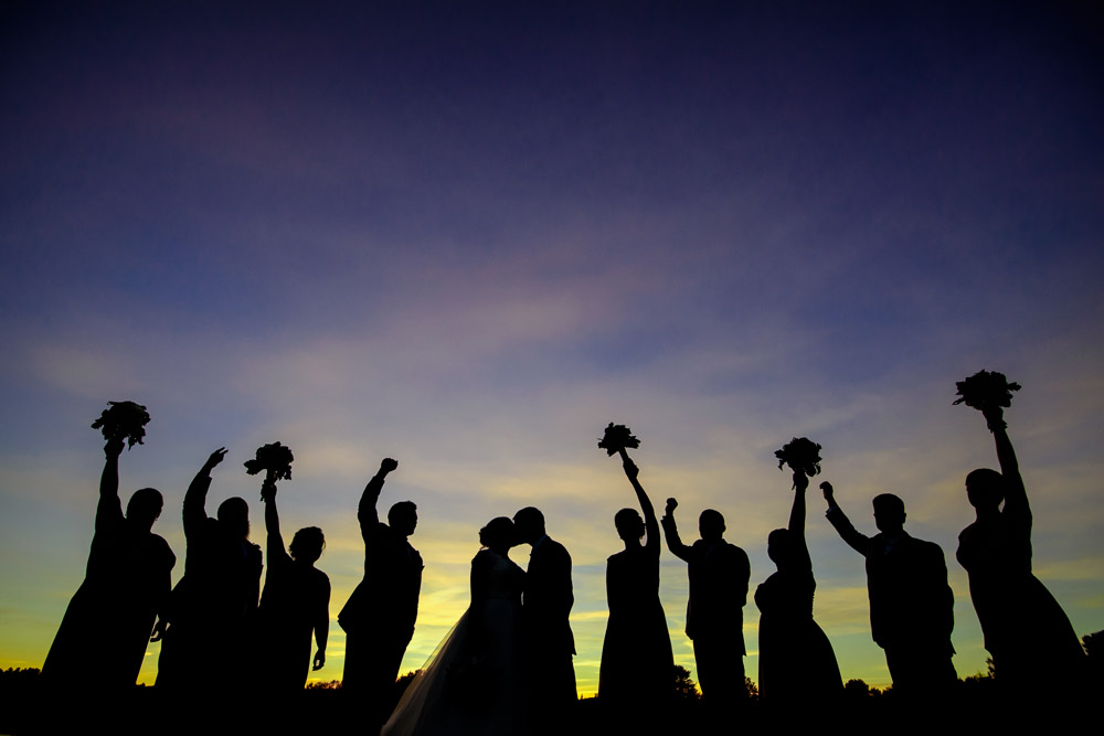 Wedding Party Sillhouette.JPG