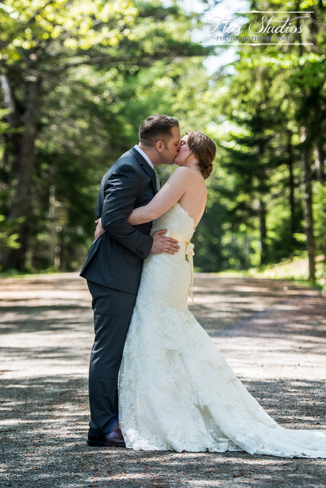 Bar Harbor Inn Wedding Photographer