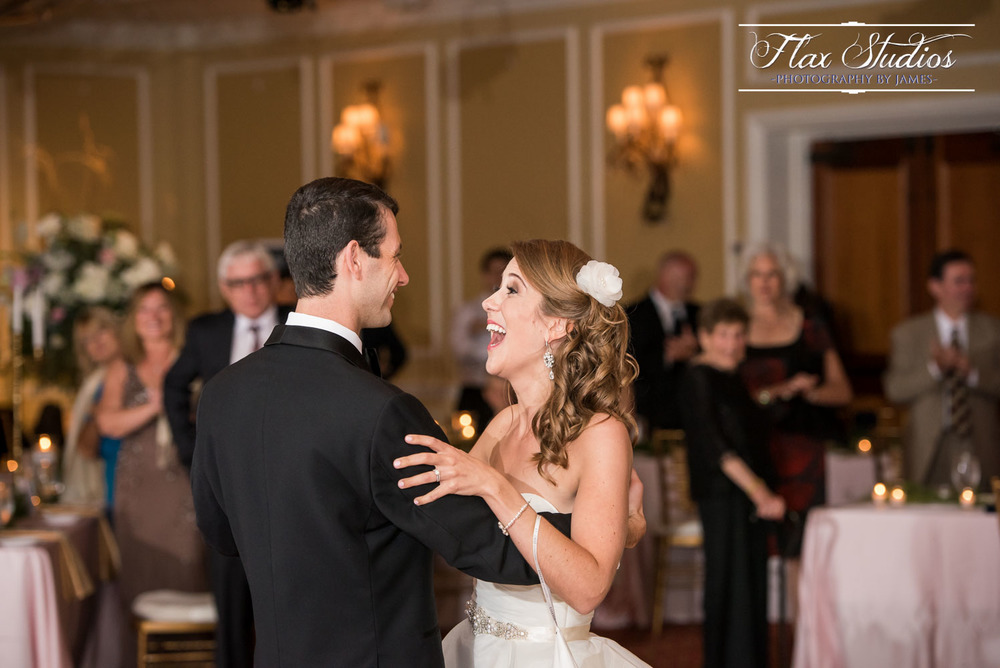 First dance Samoset Resort