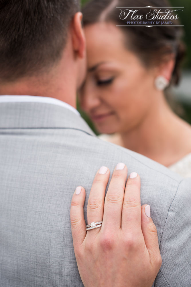 Ducktrap wedding rings shot