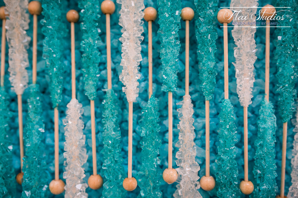 Rock Candy Favors