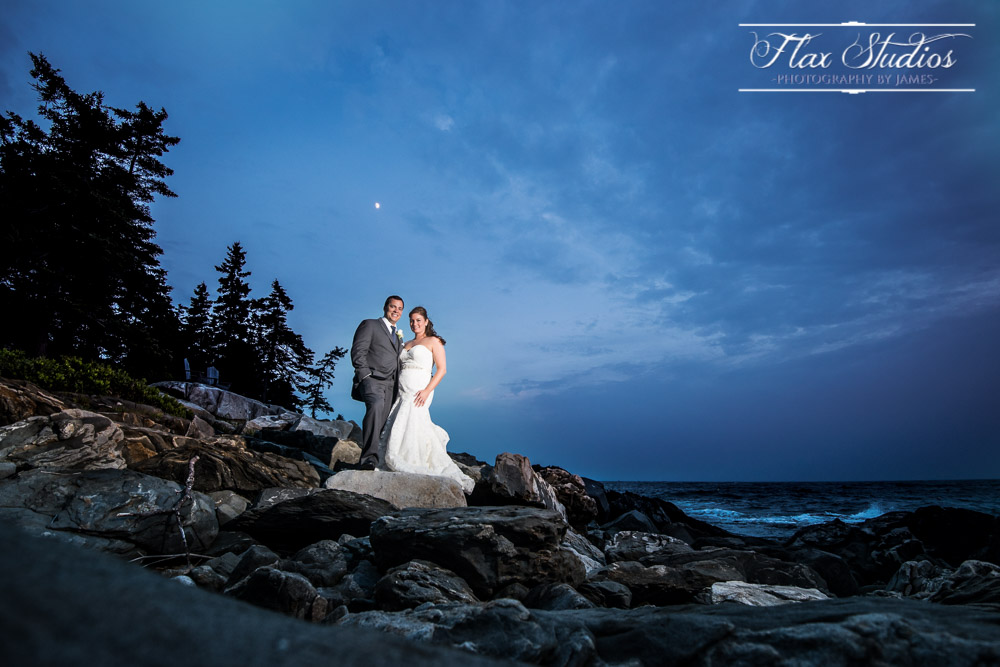 Newagen Seaside Inn Maine Wedding Photographer