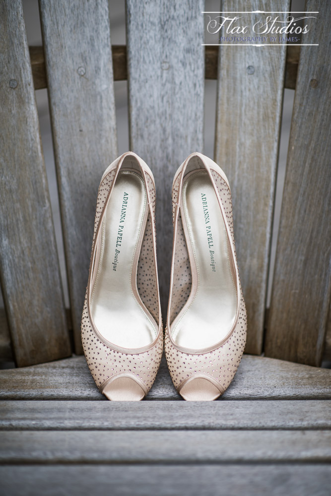 Bride's Shoes Photo Ideas