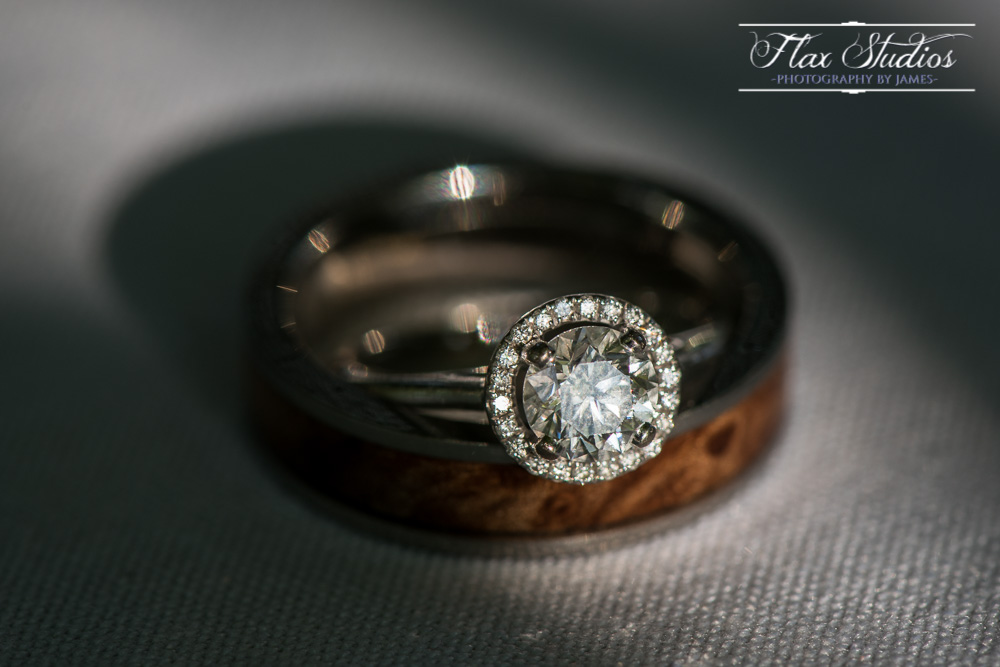 Wedding Ring Detail Photographs