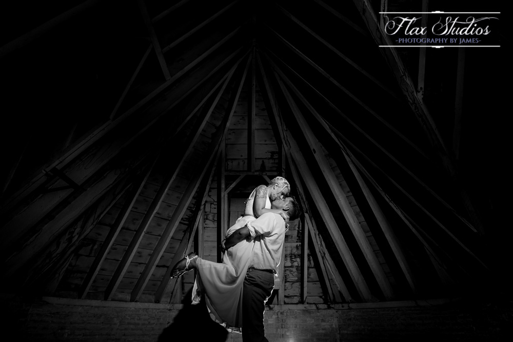 Kimball Jenkins Estate Attic Wedding