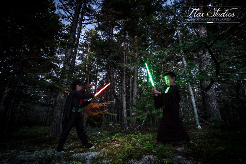 Star wars themed photo Ideas Flax Studios