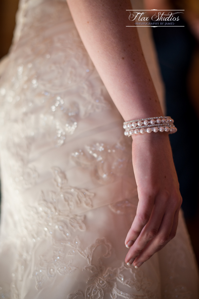 Pearl Bracelet Wedding Jewelry