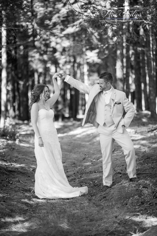 Flax Studios Wedding Portrait Photographer