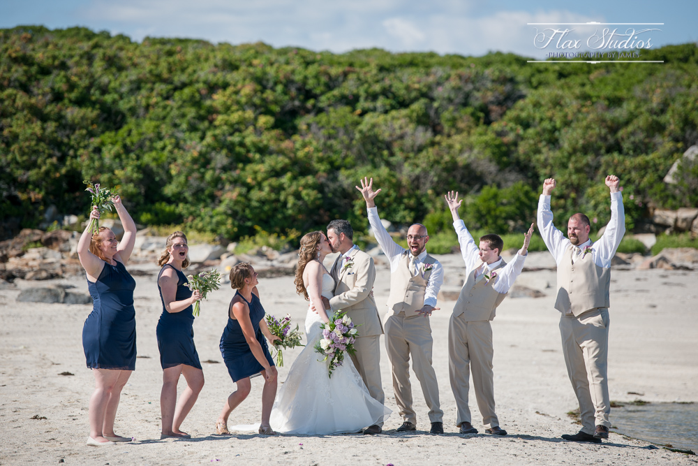 Fun Bridal Party Portrait Ideas