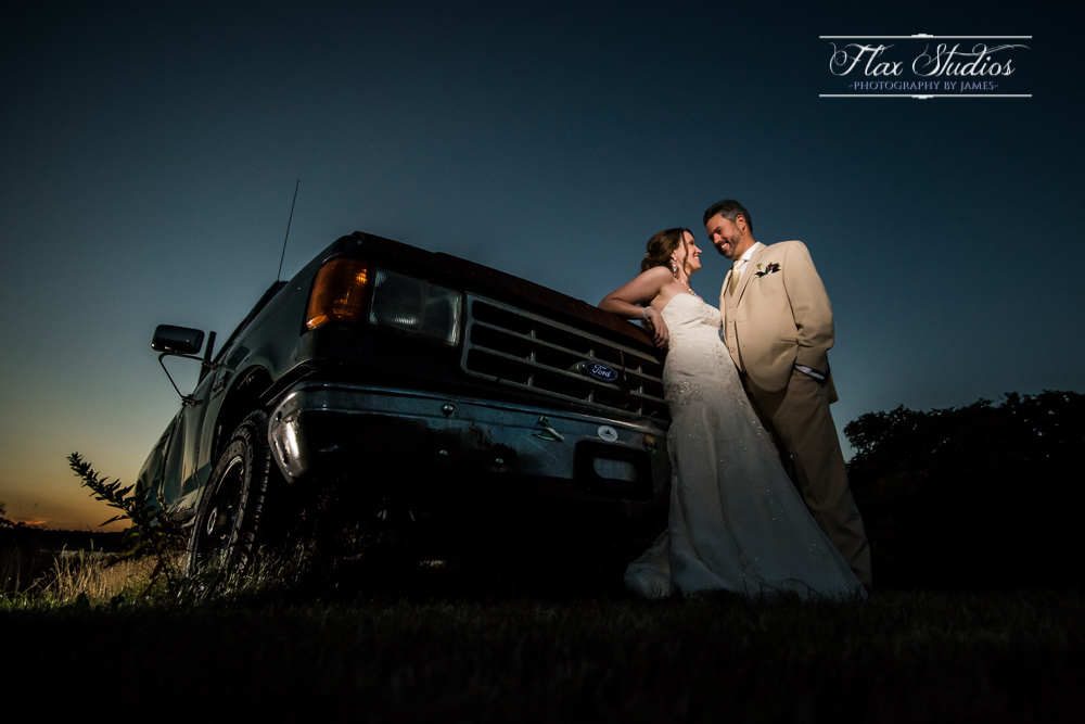 Extreme off camera flash lighting ford f-150