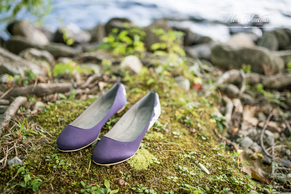 Comfortable Flats for weddings