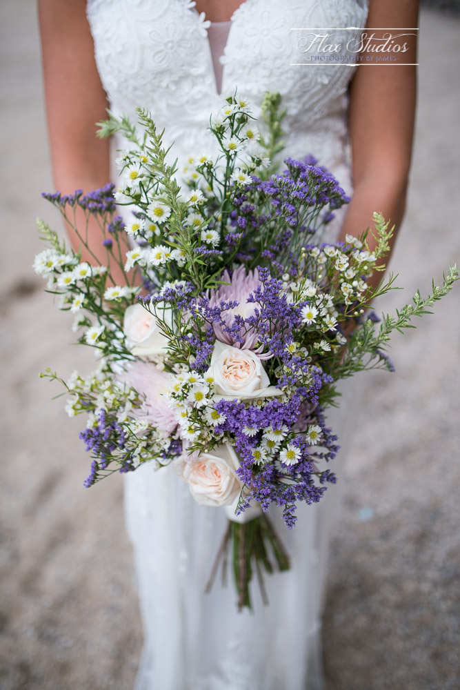The Bankery Wedding Flowers